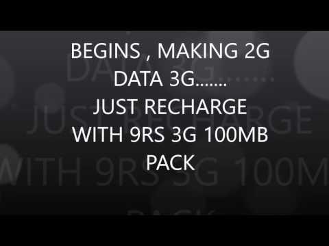 Reliance Gsm 3G trick