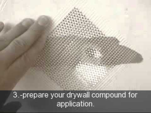 How to repair drywall (Easy way) Remodeling in Virginia - Local Contractor