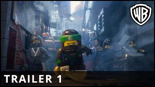 LEGO® NINJAGO® FILMEN | Officiel Trailer #1 | Dansk | 2017
