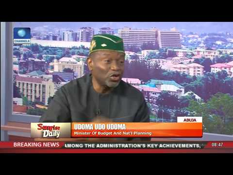 APC Has Succeeded In Steering The Economy Right,Udoma Itemises Buhari's Achievements Pt.3