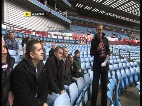 Football Focus Forum Villa Park