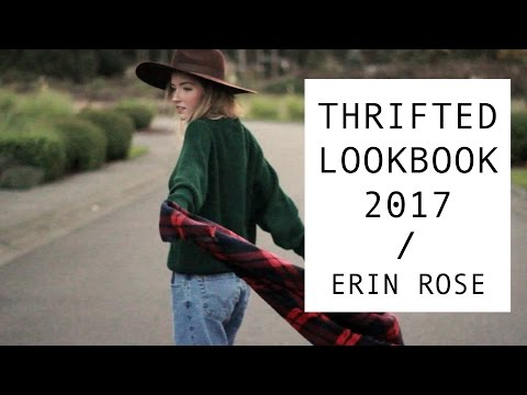 Thrifted Lookbook F/W 2017 | Erin Rose