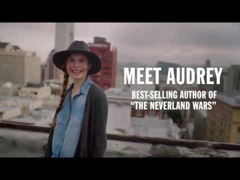 How an online writing degree helped Audrey become a successful author