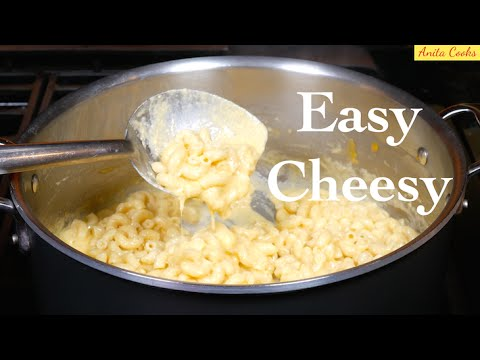 Stove Top Macaroni and Cheese Recipe