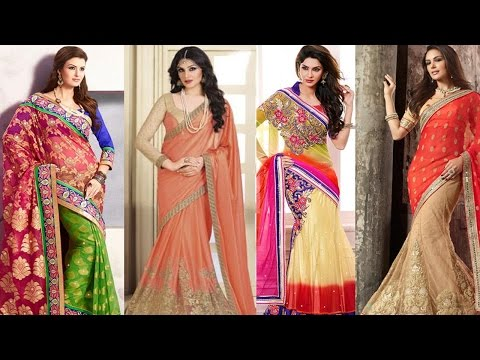 5 Gorgeous Ways to Wear Saree for Party like a Bollywood Celebrity|Saree Draping Styles To Look Slim