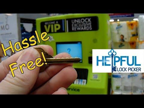 [139] How To Duplicate A Bump Key Hassle Free!