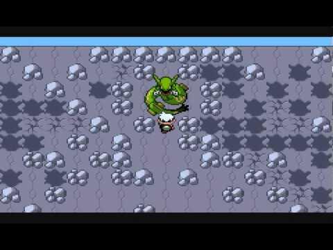 Pokémon Emerald No Evolutions - Pt 86 - Fearsome Battles!  Legends of Hoenn!