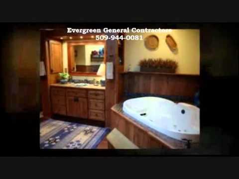 Evergreen General Contractors Cheney Washington 99004