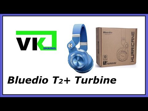 Bluedio T2 plus Turbine Wireless Bluetooth Head phone