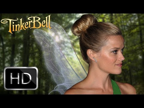 Tinker Bell live action movie (2020) Reese Witherspoon HD (Unofficial)