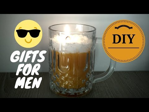 DIY Gifts for Him | Birthday , Christmas  Gift Ideas for Men | Boyfriend, Dad, Husband, Brother