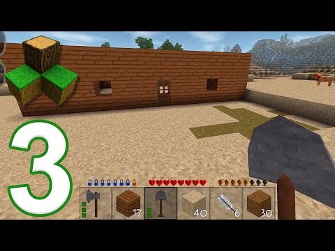 Survivalcraft - Gameplay Walkthrough Part 3 (iOS, Android)