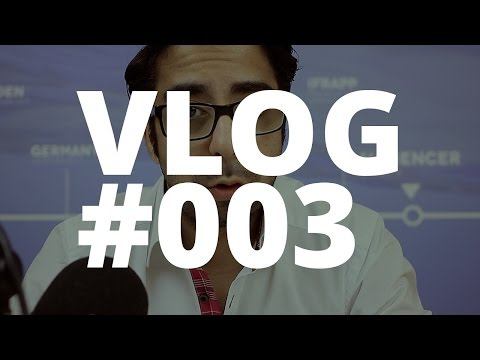 VLOG #003 - I landed my dream job while studying. This is how you  can do it.