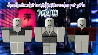 Roblox Aesthetic Shirt Ids Roblox Clothes Codes Pants And Shirt Ids These Codes Are For Use In Games