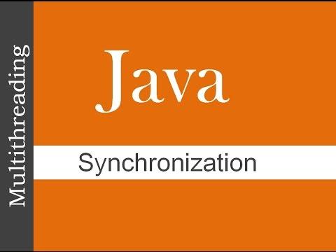 Synchronization in Java using Synchronized Keyword