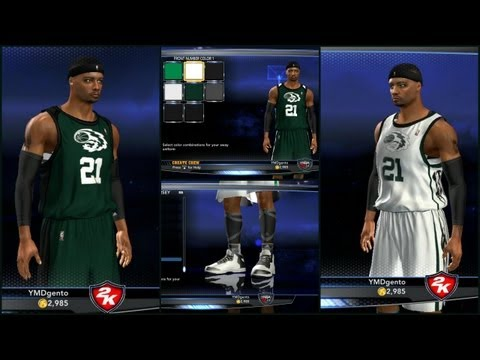NBA 2K14 Crews - Creation of YMDynasty! Is Crews Mode Ready For #TeamYMD?