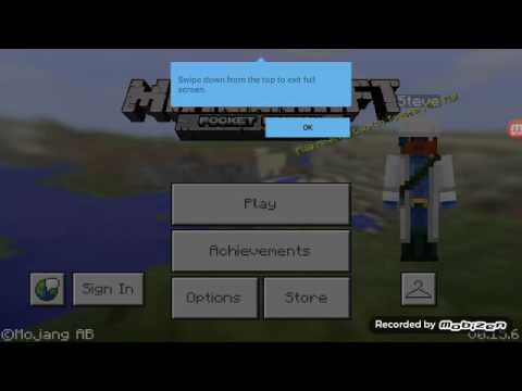 How to make an apartment in minecraft PE