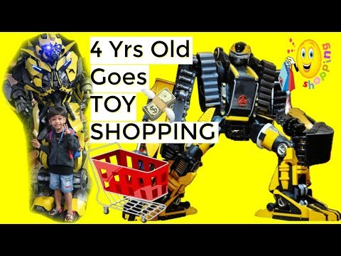 4 Year Old Goes For TOY SHOPPING & A day Outing VLOG |Ranveer Singh