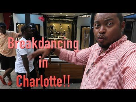 Breakdancing in Charlotte, NC- Vlog
