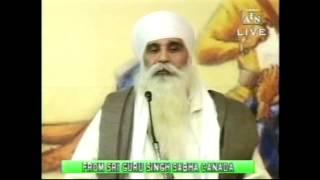 Suraj Prakash Katha (May 2, 2012) - Maanjog Baba Hari Singh Ji Randhawe Wale