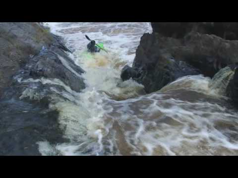Lower Saint Louis River [ Whitewater Canoeing and Whitewater Kayaking ]