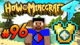 COMPLETING MY GOD SET?! - HOW TO MINECRAFT S4 #96