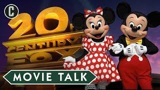 Disney Acquires Fox for $52.4 Billion - Movie Talk