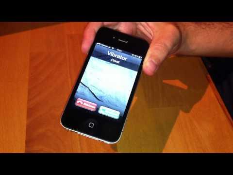 Problem Apple iPhone 4S Vibration