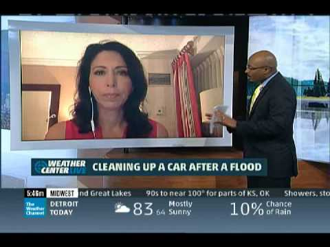 How to Clean Up a Car After a Flood - Lauren Fix, The Car Coach