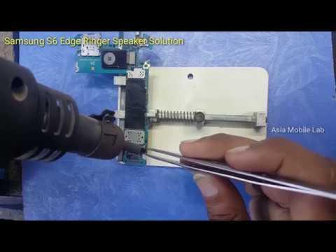 s6 edge loudspeaker ic