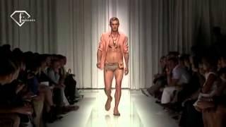 Fashiontv TV MILAN MEN FW S S 10 VERSACE By: Willard Elvin Estacio 1080p HD