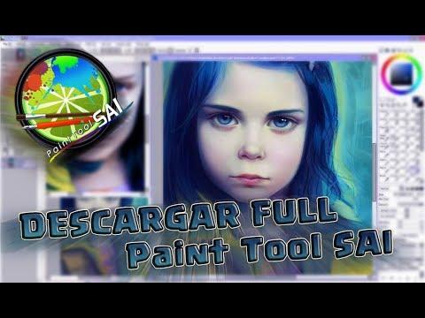 Descargar Paint Tool SAI Full en español + Crack 2017/2020