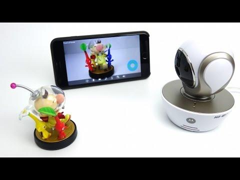 Motorola Focus85 Security Monitor HD WiFi Camera REVIEW