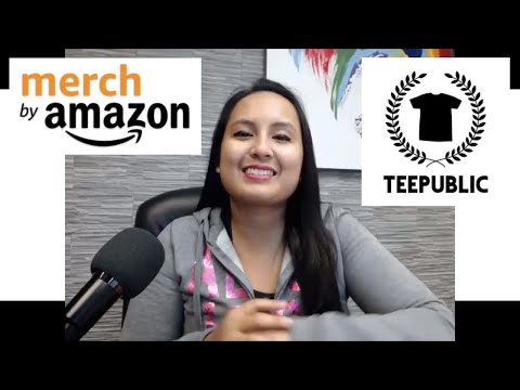 Merch by Amazon [Update 56]: How To Create a Teepublic Account
