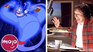 Top 10 Best Celebrity Voice Actor Performances in Disney Movies