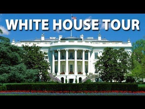 White House Tour & US Capitol Building