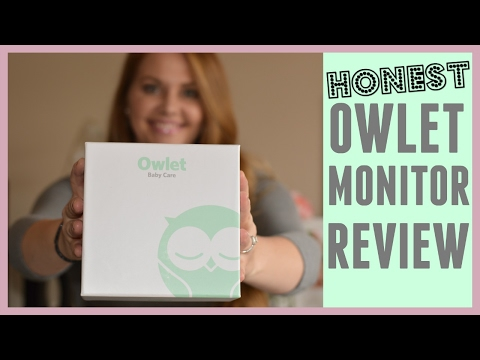 HONEST OWLET BABY MONITOR REVIEW // NON SPONSORED
