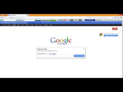 How to: Google Image Search - Do it like Nev from MTV's