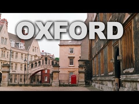 Oxford, the Oldest University City in the United Kingdom