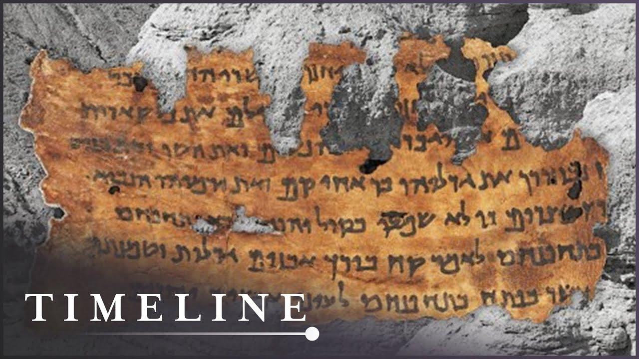 The Mystery Of The Dead Sea Scrolls   Dead Sea Scrolls (1/3)   Timeline