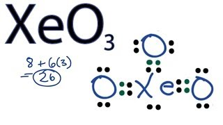Xeo4 Lewis Structure Lewis Structure For Xe...