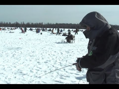 Michiganders ready to celebrate Winter free fishing weekend