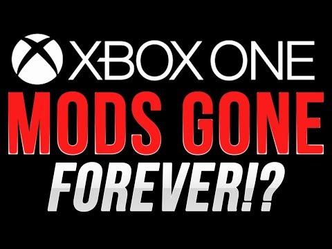 Xbox One Mods - Gone FOREVER!? Watch! (Xbox One Modding)::