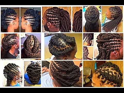60+ SIMPLE LOCSTYLES IDEAS (for short, medium, and long locs)