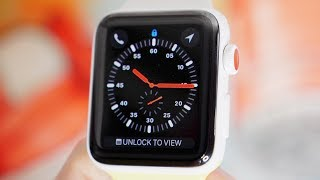 Cellular Apple Watch: My Thoughts