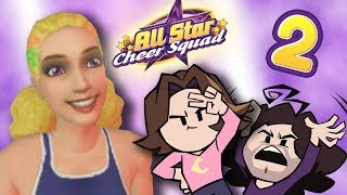 All Star Cheer Squad: The Cheer Song - PART 2 - Game Grumps VS