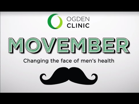 Ogden Clinic Men's Health Movember 2016: Part III