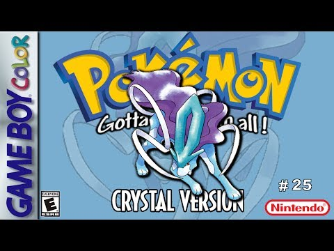 Pokemon Crystal #25: Easiest Way to Catch Suicune
