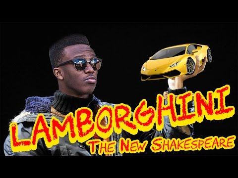 Poetry Reading: Lamborghini - KSI (Ft. P money)