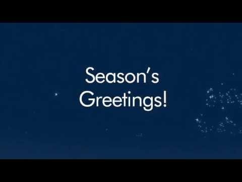 Season's Greetings from Robert Half